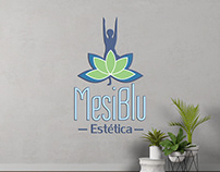 Naming e Identidade Visual Mesiblu Estética