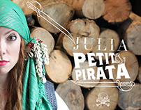 julia petit pirata   enjoei :P