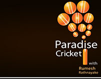 Paradise Cricket - Branding