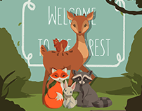 Well come to the Forest