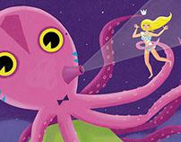 Octopussy -postcard-