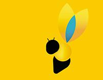 Bee4Be Brand - Visual Identity