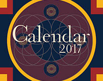 Calendar 2017 - Indian Art Forms