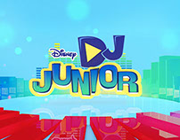 DJ JUNIOR - DISNEY JUNIOR CHANNEL