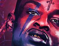 21 Savage | Concept Album Cover