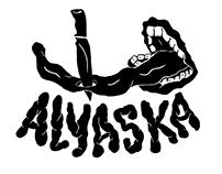 Logo for ALYASKA BAR Volgograd