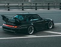 Porsche RWB 993 Bagheera