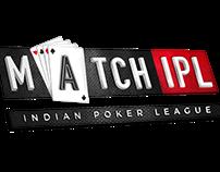 Match IPL Logo Design