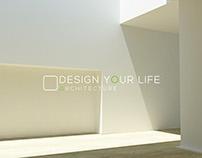 Design Your Life  /  Identity Design Architecture
