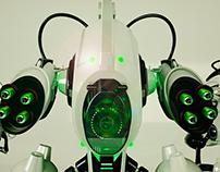 ROBOT SPRITE.