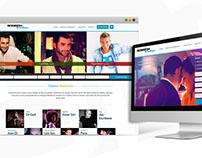 Web Corporativa - Scratch Bodas - Scratch Music Group