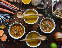 Food and product photography: The Soupergirl DC