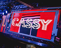 Visuales para CASSY @BNP Club