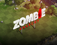 Zombie Anarchy - Game Artwork