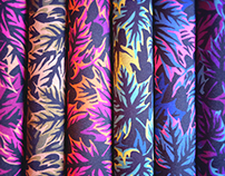 Leaves Fabric Collection