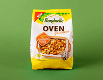 Bonduelle | Frozen products | social media