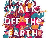 Walk Off The Earth fan art