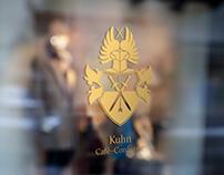Café-Confiserie Kuhn Visual Identity