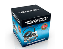 Dayco Australia Packaging Design