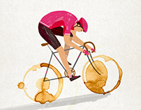 Segafredo & Giro d'Italia