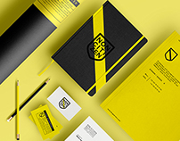 NON CITIZEN Productions. Branding project