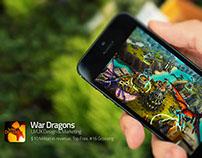 War Dragons Mobile Game