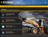 Hyundai Americas | E-Commerce Site (THP Creative Group)