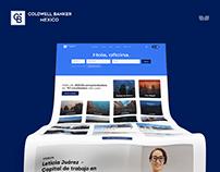Coldwell Banker México - Design Proposal