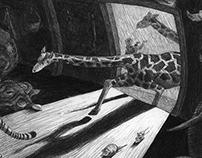 Noah's Ark (graphite)