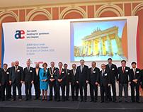 ASEM: Logo, Corporate Design, Conference Facilities