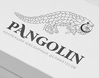 Logo Pangoline