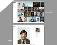Photography WordPress Website For John Keatley