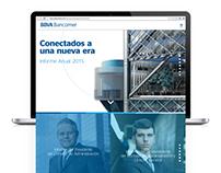 BBVA Bancomer Annual Report 2015