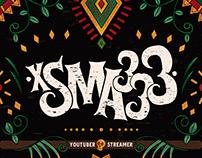 "xSMA333 - Youtuber/Streamer ""Rebrand"""