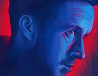 BLADE RUNNER 2049 | alternate movie poster