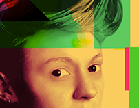 La Roux: Posters