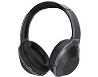 Sony Headset 3D Modeling and Rendering