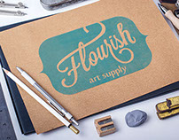 Flourish Art Supply