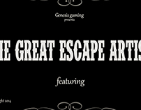 The Great Escape Artist