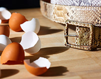 Belts and Egg Shells