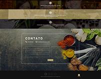 Proposta novo site chef Elzinha Nunes