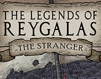 The Legend of Reygalas book cover