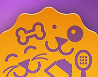Sunpet - Petshop   Branding, Web and Stationary