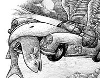 Fauna Automotriz / Wild Cars