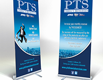 PTS Financial Trade Show Banners