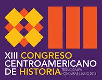 XIII Congreso Centroamericano de Historia