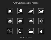 Simple Weather Icons | FREE DOWNLOAD - 4