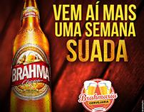 Campanha Facebook - Brahmaria