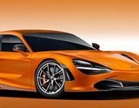 McLaren GTE