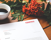 Compass Personalservice – Corporate Design